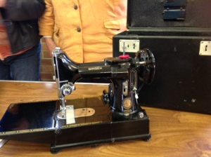 Esme Edward's Treasured Machine with Box
