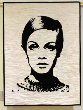"Sharon Mount ""Iconic Series. Twiggy"""