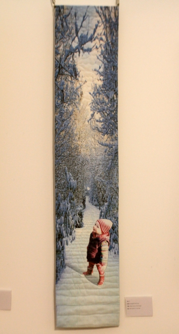 """Margaret McCrory """"When The Snow Was Magic"""""""