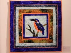 "Anne Hardcastle ""Anja's Kingfisher"""