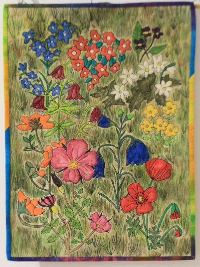 "Margaret Mehaffy ""Mary's Meadow"""