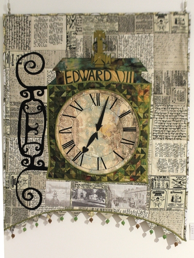 "Valerie McKeown ""Fivemiletown Clock"""
