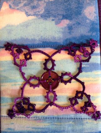 Fabric Postcard 29