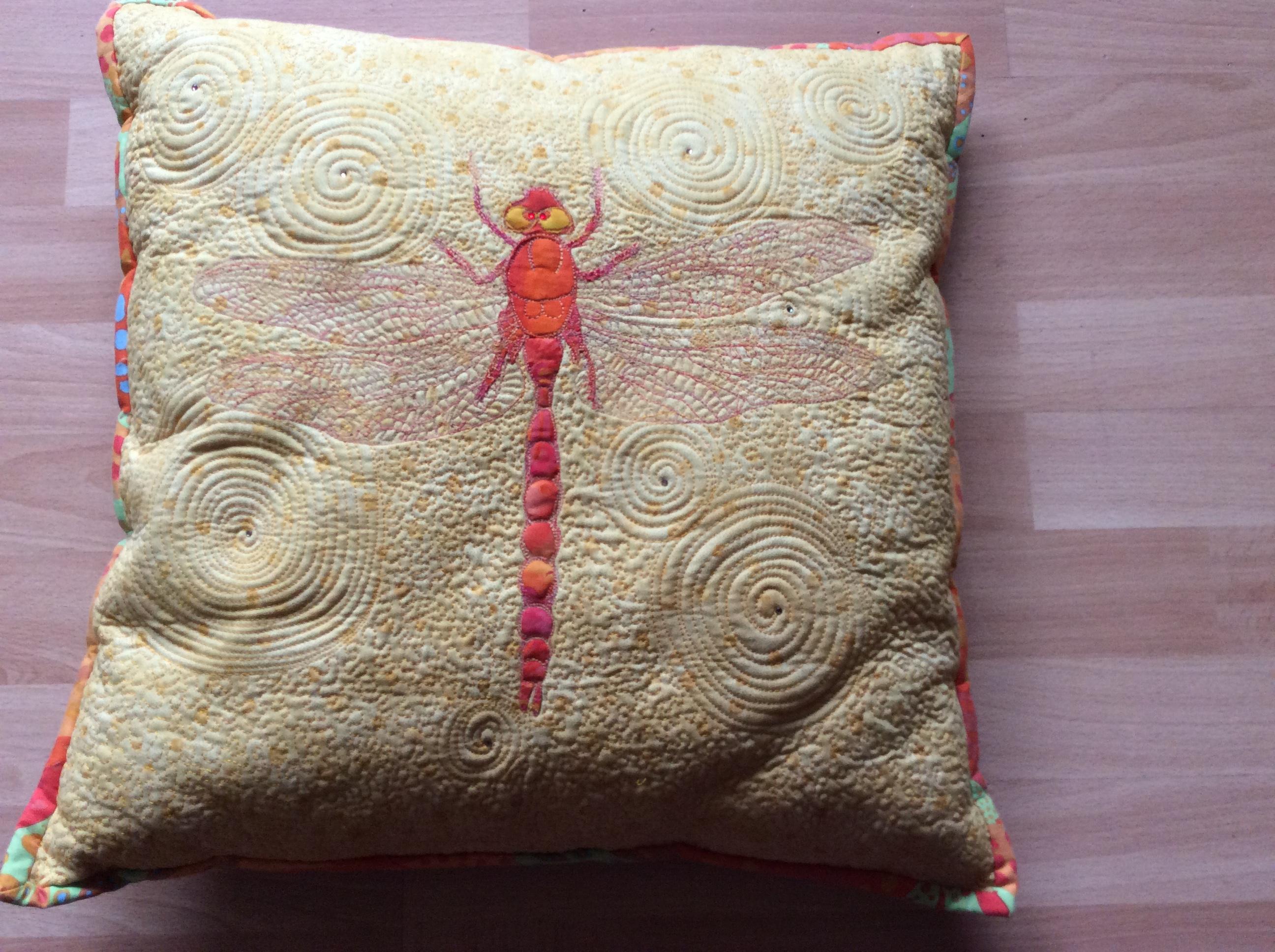 Valerie's Cushion
