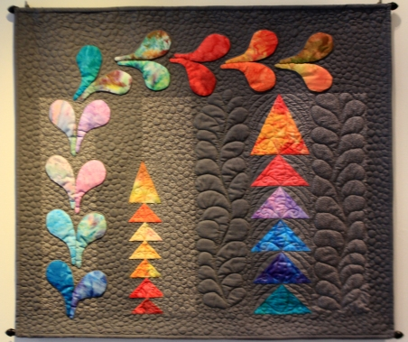 Margaret McEvoy 'Goosey feathers'