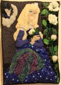 "Maya Toscani ""Princess Aurora-Sleeping Beauty"""
