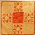 """Anne Rowlands """"Tangerine Burst"""""""