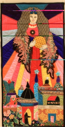 Kate Hennessy 'Indian dawn'