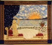 Linda Cowbert 'Aurora Goddess of the dawn'