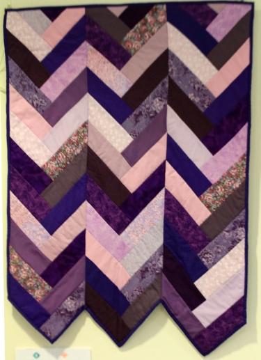 "Joy McCormack ""Purple Dawn"""