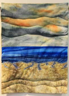 Kelly Fogerty 'Dawn Portmarnock Beach'