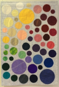 "Dearbhla O'Reilly ""Circles of colour"""