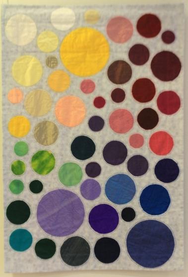 """Dearbhla O'Reilly """"Circles of colour"""""""