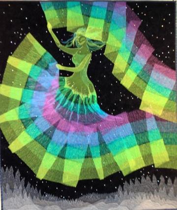 """Olena Pugachova """"Dance of the Goddess"""""""