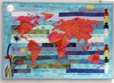 Esme Edwards Wonderful World of Colour