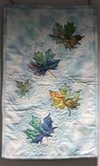 Janet Kirkwood Falling Leaves